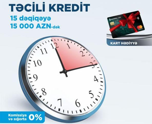 Nikoil Bank Dan Muhum Ehtiyaclara Təcili Kredit Marja Az