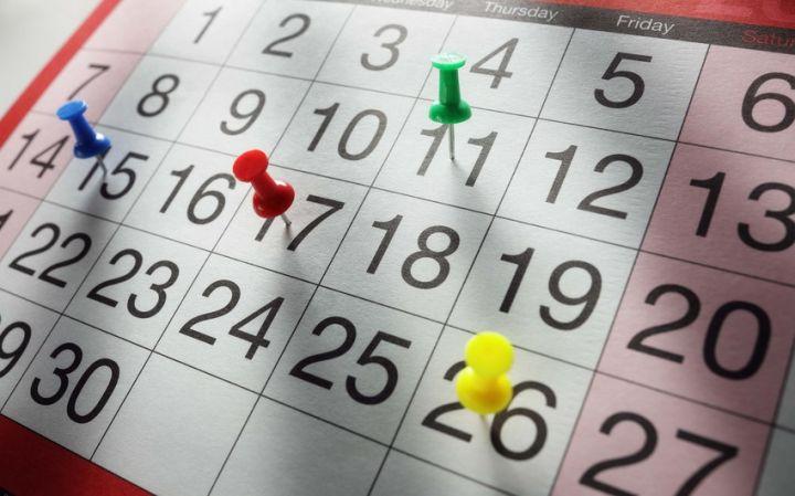 Gələn ilin bayram günləri açıqlandı
