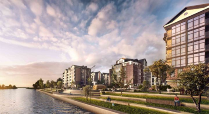 Azərbaycan şirkəti Ukraynada daşınmaz əmlak obyektləri inşa etməyi planlaşdırır