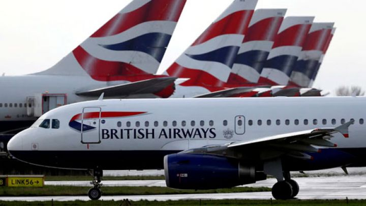 British Airways-in rüblük 1,14 milyard avro ziyanı var